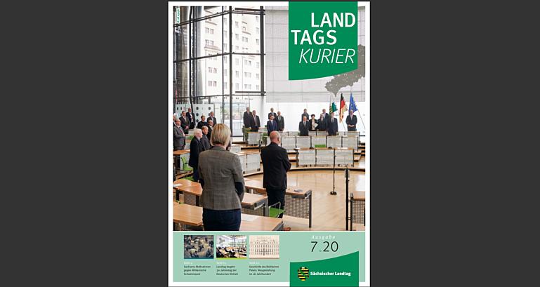 Landtagskurier Ausgabe 7 20