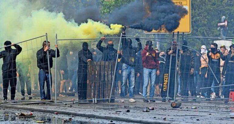 Dynamo Krawalle In Dresden Sechs Randalierer Stellen Sich Big Teaser Article Webp