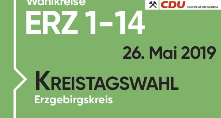 Cdu Erzgebirge Kreistag2019