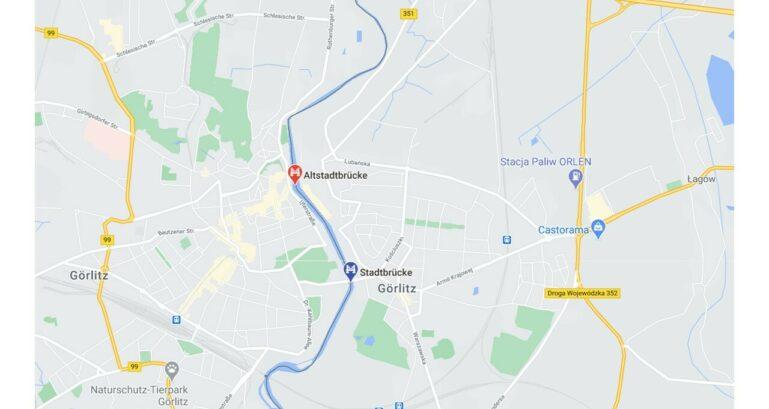 Maps Altstadtbrueckegoerlitz