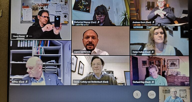 Videokonferenz 10 02