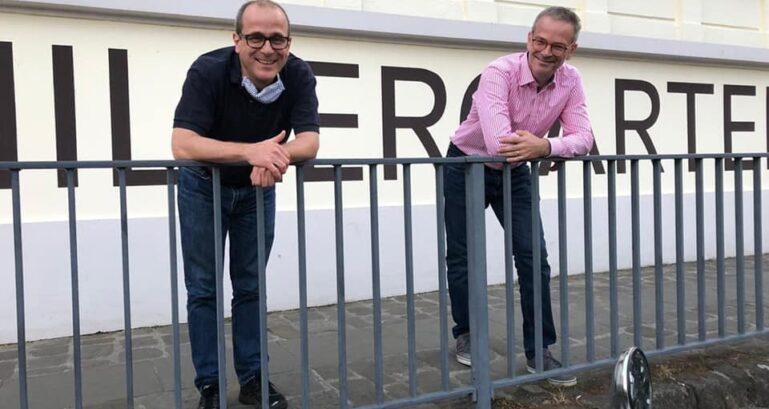 Markus Und Martin