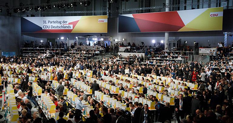 31 Bundesparteitag