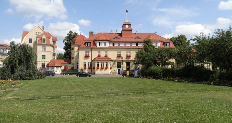 Rathaus Markkleeberg