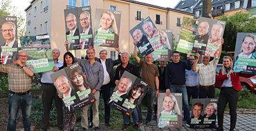 CDU Stadtratskandidaten 2019