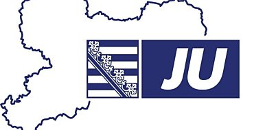 Logo Ju Sachsen Mit Freistaatkontur Neu