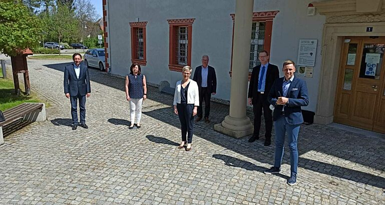 Gespraech In Kodersdorf Zur Holzbautraidition