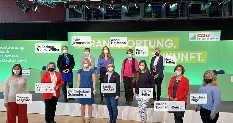 Frauen Bundestagsliste