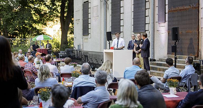 Sommertreffen der CDU Stadt Görlitz