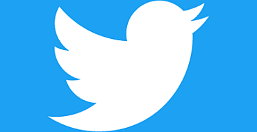 Twitter Social Icon Square Color