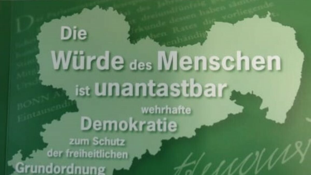 Verfassungsschutzbericht 2021